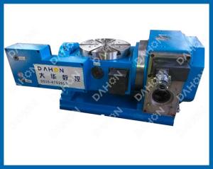 浙江ZT14(170-630)系列数控可倾回转工作台(双轴数控转台)