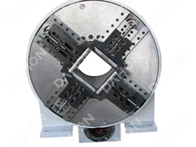 GT11M型数控管切管专用转台