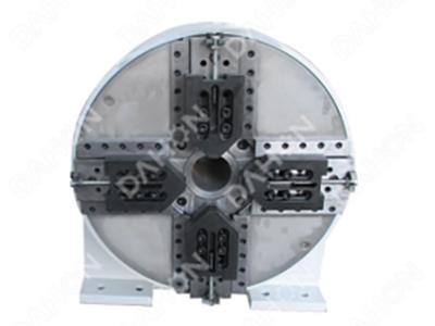 GT12M型数控管切管专用转台