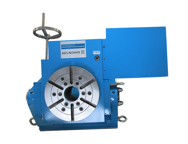 浙江ZT15(250-630)系列手动可倾数控回转工作台